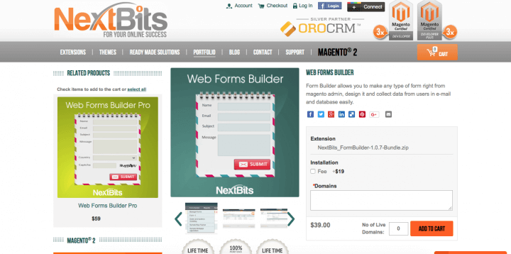 FormBuilder by NextBits