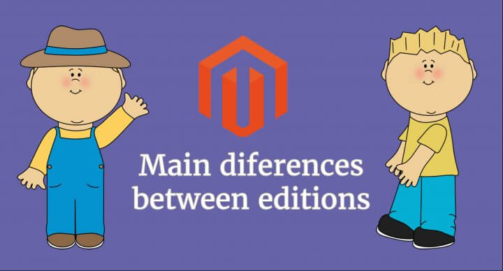 Magento Cloud edition differences