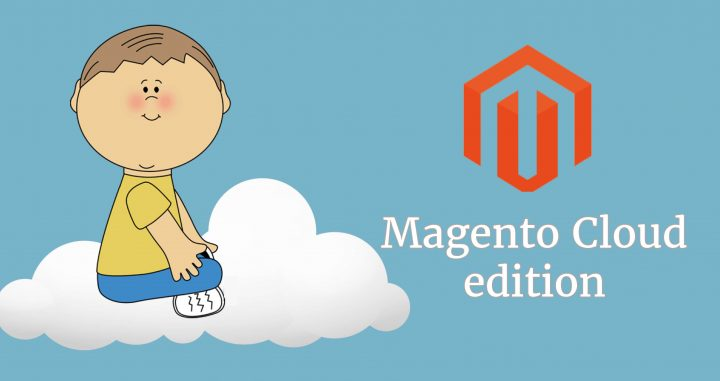 Magento Cloud edition