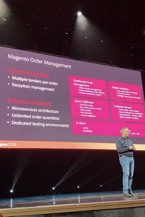 Magento Order Management System