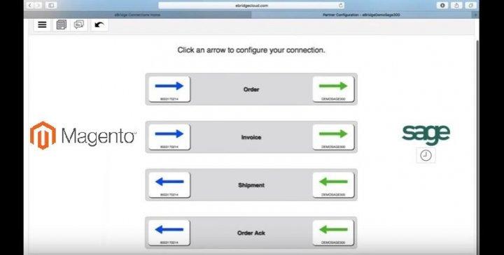 Magento 2 eBridge Connections ERP Integration