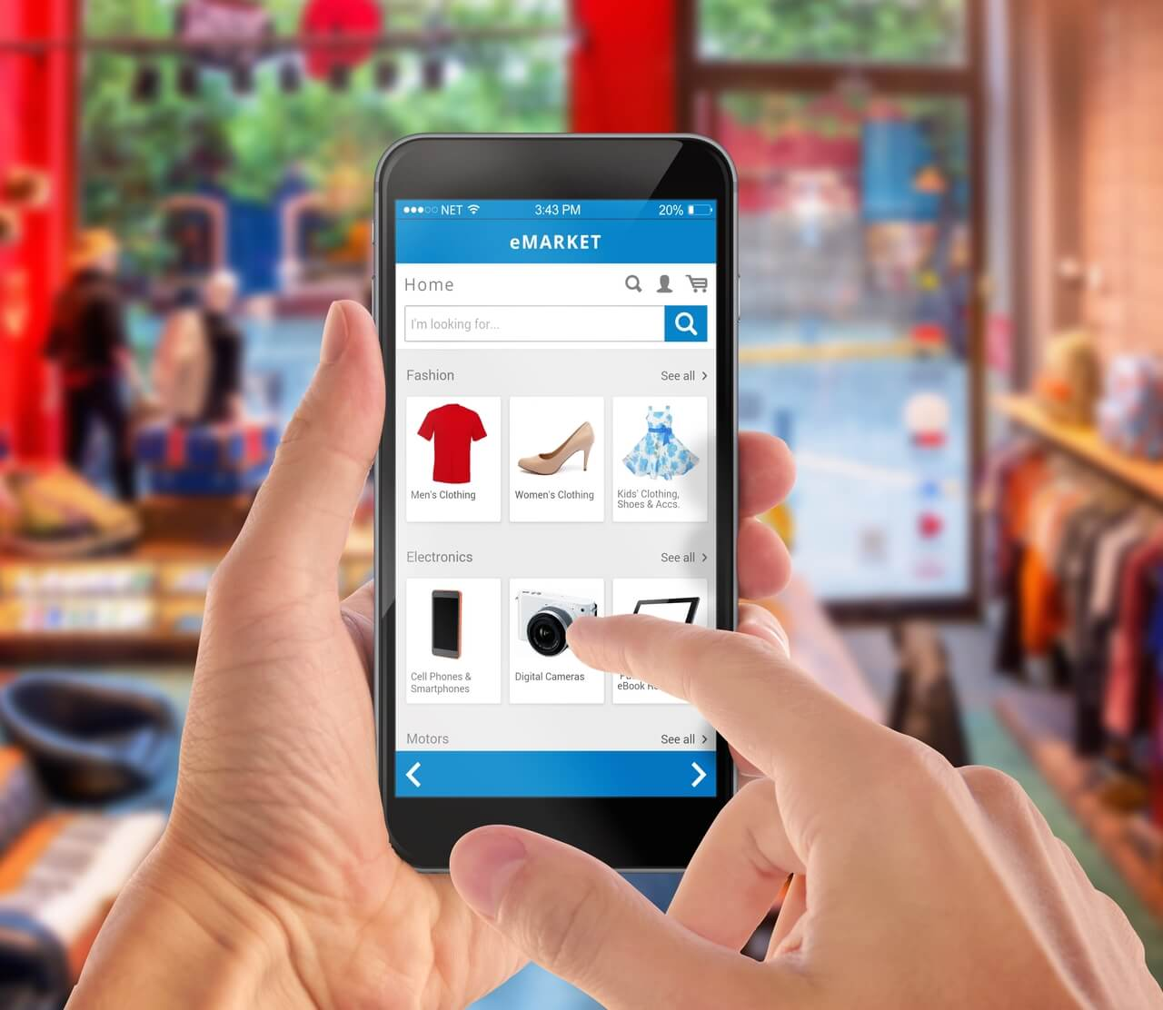 Mobile Ecommerce Design: A Guide on How to Optimize Your Website for Mobile