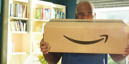 Happy Amazon customer