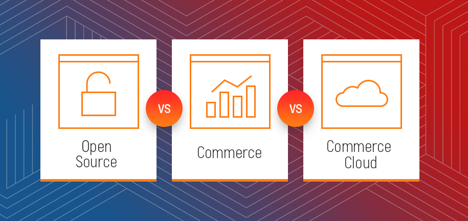 Magento 2 Commerce vs Open Source vs Commerce Cloud