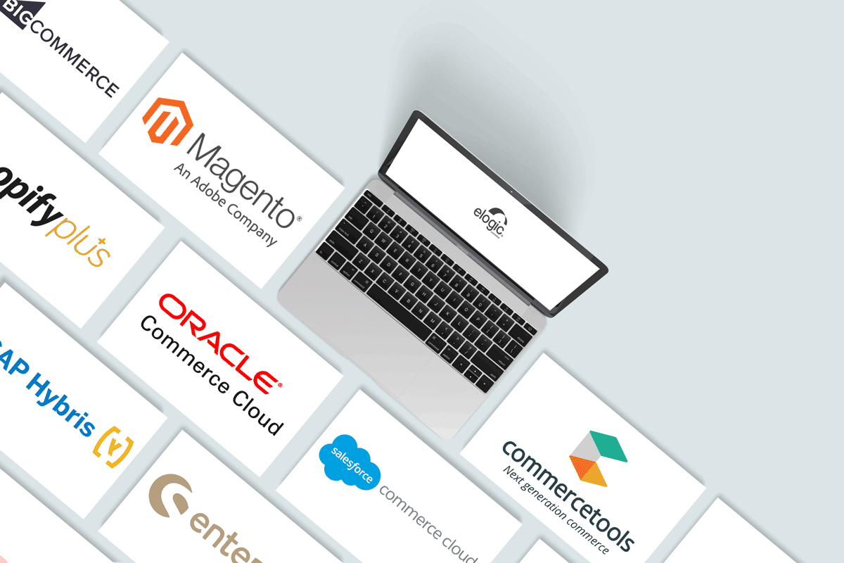 Enterprise Ecommerce Platforms Compared [+Latest Update on commercetools!]