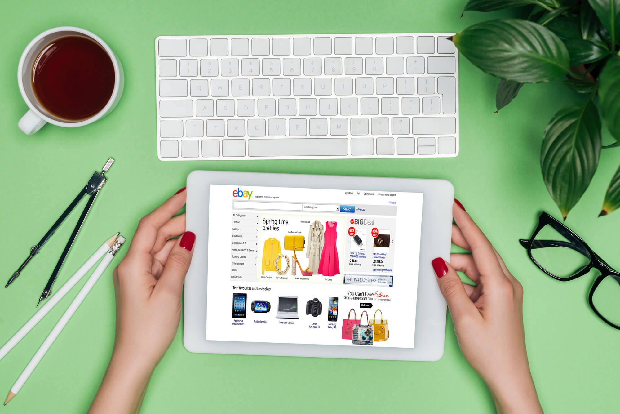 How To Create An Online Marketplace Like eBay From Scratch