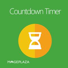 Mageplaza Countdown Timer